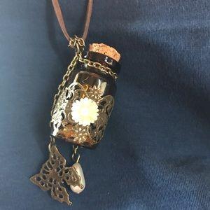 Trinket box Necklace